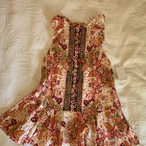 NWT Free People Top or Dress-S
